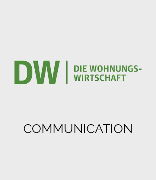 DW – Die Wohnungswirtschaft