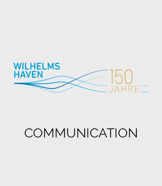 150 Jahre Stadt Wilhelmshaven